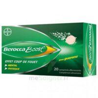 Beroccaboost Comprimés Effervescents B/20 à MONTEREAU-FAULT-YONNE
