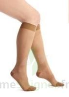 Thuasne Venoflex Secret 2 Chaussette femme beige doré T2L à MONTEREAU-FAULT-YONNE
