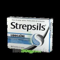Strepsils Lidocaïne Pastilles Plq/24 à MONTEREAU-FAULT-YONNE