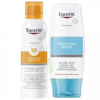 Eucerin Sun Sensitive Protect Spf50 Coffret Brume à MONTEREAU-FAULT-YONNE