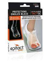 EPITACT SPORT PROTECTIONS ONGLES BLEUS EPITHELIUMTACT 02, médium à MONTEREAU-FAULT-YONNE