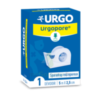 Urgopore Géant Sparadrap 2,5cmx9,14m Dévidoir à MONTEREAU-FAULT-YONNE