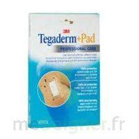Tegaderm + Pad, 5 Cm X 7 Cm , Bt 5 à MONTEREAU-FAULT-YONNE