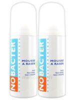 Nobacter Mousse à raser peau sensible 2*150ml à MONTEREAU-FAULT-YONNE