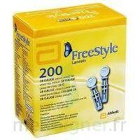 Freestyle Papillon Lancettes B/200 à MONTEREAU-FAULT-YONNE
