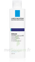 Kerium Antipelliculaire Micro-Exfoliant Shampooing gel cheveux gras 200ml