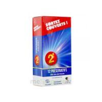 Sortez Couverts Préservatif lubrifié avec réservoir B/12 à MONTEREAU-FAULT-YONNE