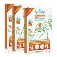 Puressentiel Articulations Et Muscles Patch Chauffant 14 Huiles Essentielles Lot De 3 à MONTEREAU-FAULT-YONNE
