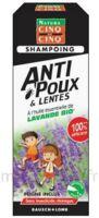 Cinq sur Cinq Natura Shampooing anti-poux lentes lavande 100ml à MONTEREAU-FAULT-YONNE