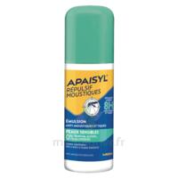 Apaisyl Répulsif Moustiques Emulsion peaux sensibles 90ml à MONTEREAU-FAULT-YONNE