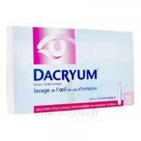 Dacryum S P Lav Opht En Récipient Unidose 10unid/5ml à MONTEREAU-FAULT-YONNE