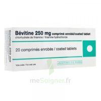 BEVITINE 250 mg Cpr enr Plq/20 à MONTEREAU-FAULT-YONNE