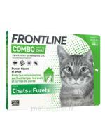 Frontline Combo Solution externe chat 3Doses à MONTEREAU-FAULT-YONNE