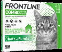 Frontline Combo Solution externe chat 6Doses à MONTEREAU-FAULT-YONNE