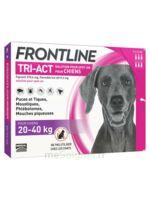 Frontline Tri-act Solution pour spot-on chien 20-40kg 6Pipettes/4ml à MONTEREAU-FAULT-YONNE