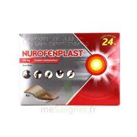NUROFENPLAST 200 mg Emplâtre médic 4Sach à MONTEREAU-FAULT-YONNE