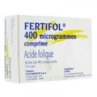 FERTIFOL 400 µg Cpr Plq/90 à MONTEREAU-FAULT-YONNE
