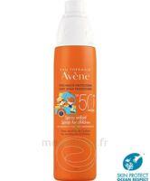 Avène Eau Thermale Solaire Spray Enfant 50+ 200ml à MONTEREAU-FAULT-YONNE