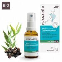 Pranarom Aromastop Spray instant libération rapide Fl/15ml
