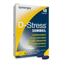 D-stress Sommeil Comprimés B/40 à MONTEREAU-FAULT-YONNE