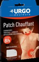 PATCH CHAUFFANT DECONTRACTANT URGO x 2 à MONTEREAU-FAULT-YONNE