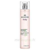 Eau Délassante Parfumante Nuxe Body100ml à MONTEREAU-FAULT-YONNE