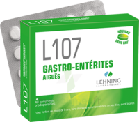 Lehning L107 Comprimés orodispersibles 2Plq PVC/PVDC/Alu/20 à MONTEREAU-FAULT-YONNE