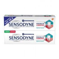 Sensodyne Sensibilité Et Gencives Menthe Fraîche 2t/75ml à MONTEREAU-FAULT-YONNE