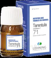 Lehning COMPLEXE TARENTULA N° 71 Solution buvable Fl/30ml à MONTEREAU-FAULT-YONNE