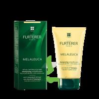 René Furterer Melaleuca Shampooing antipelliculaire à l'huile essentielle assainissante- Pellicules sèches, cuir chevelu sec - 150 ml
