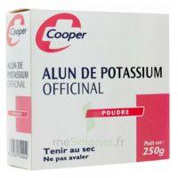 Cooper Alun Potassium Poudre B/250g à MONTEREAU-FAULT-YONNE