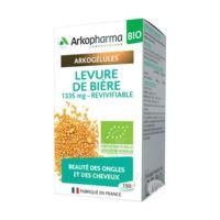 Arkogélules Levure de Bière Revivifiable Bio Gélules Fl/150 à MONTEREAU-FAULT-YONNE