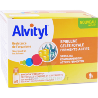 Alvityl Resist Solution Buvable 8 Fioles à MONTEREAU-FAULT-YONNE