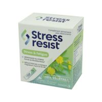 Stress Resist Poudre Stress & fatigue 30 Sticks à MONTEREAU-FAULT-YONNE