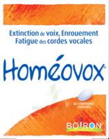 Boiron Homéovox Comprimés à MONTEREAU-FAULT-YONNE