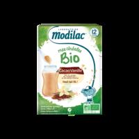 Modilac Céréales Farine Cacao Vanille Dès 12 Mois B/250g à MONTEREAU-FAULT-YONNE