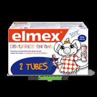 Elmex Duo Dentifrice Enfant, Tube 50 Ml X 2 à MONTEREAU-FAULT-YONNE