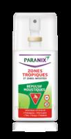 Paranix Moustiques Spray Zones Tropicales Fl/90ml à MONTEREAU-FAULT-YONNE