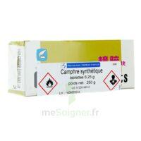 Cooper Camphre Tablettes 250g à MONTEREAU-FAULT-YONNE