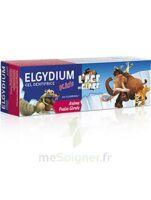 Elgydium Age De Glace Pâte Dentifrice Fraise Givrée Kids 2/6ans 50ml à MONTEREAU-FAULT-YONNE