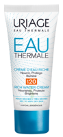 Uriage Crème D'eau Riche Spf20 à MONTEREAU-FAULT-YONNE