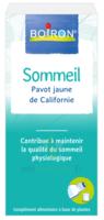 Boiron Sommeil Pavot Jaune De Californie Extraits De Plantes Fl/60ml à MONTEREAU-FAULT-YONNE