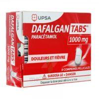 Dafalgantabs 1 G Cpr Pell Plq/8 à MONTEREAU-FAULT-YONNE