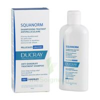 Ducray Squanorm Shampooing Pellicule Grasse 200ml à MONTEREAU-FAULT-YONNE