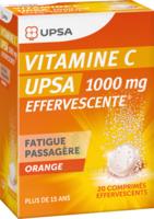 Vitamine C Upsa Effervescente 1000 Mg, Comprimé Effervescent à MONTEREAU-FAULT-YONNE