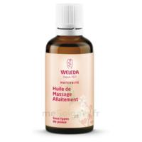 Weleda Huile de Massage Allaitement 50ml à MONTEREAU-FAULT-YONNE