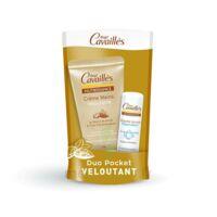 Rogé Cavaillès Nutrissance Pocket Crème mains Douceur + Baume Lèvres Réparateur 30ml + 5,5g Edition limitée à MONTEREAU-FAULT-YONNE