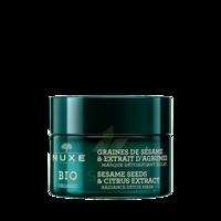 Nuxe Bio Masque Détoxifiant Eclat 50ml à MONTEREAU-FAULT-YONNE