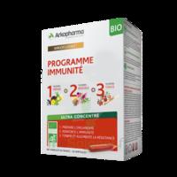 Arkofluides Bio Ultraextract Coffret Programme Immunité 3X10 ampoules/10ml à MONTEREAU-FAULT-YONNE