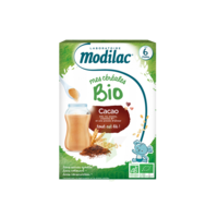 Modilac Céréales Farine Cacao Dès 6 Mois B/250g à MONTEREAU-FAULT-YONNE